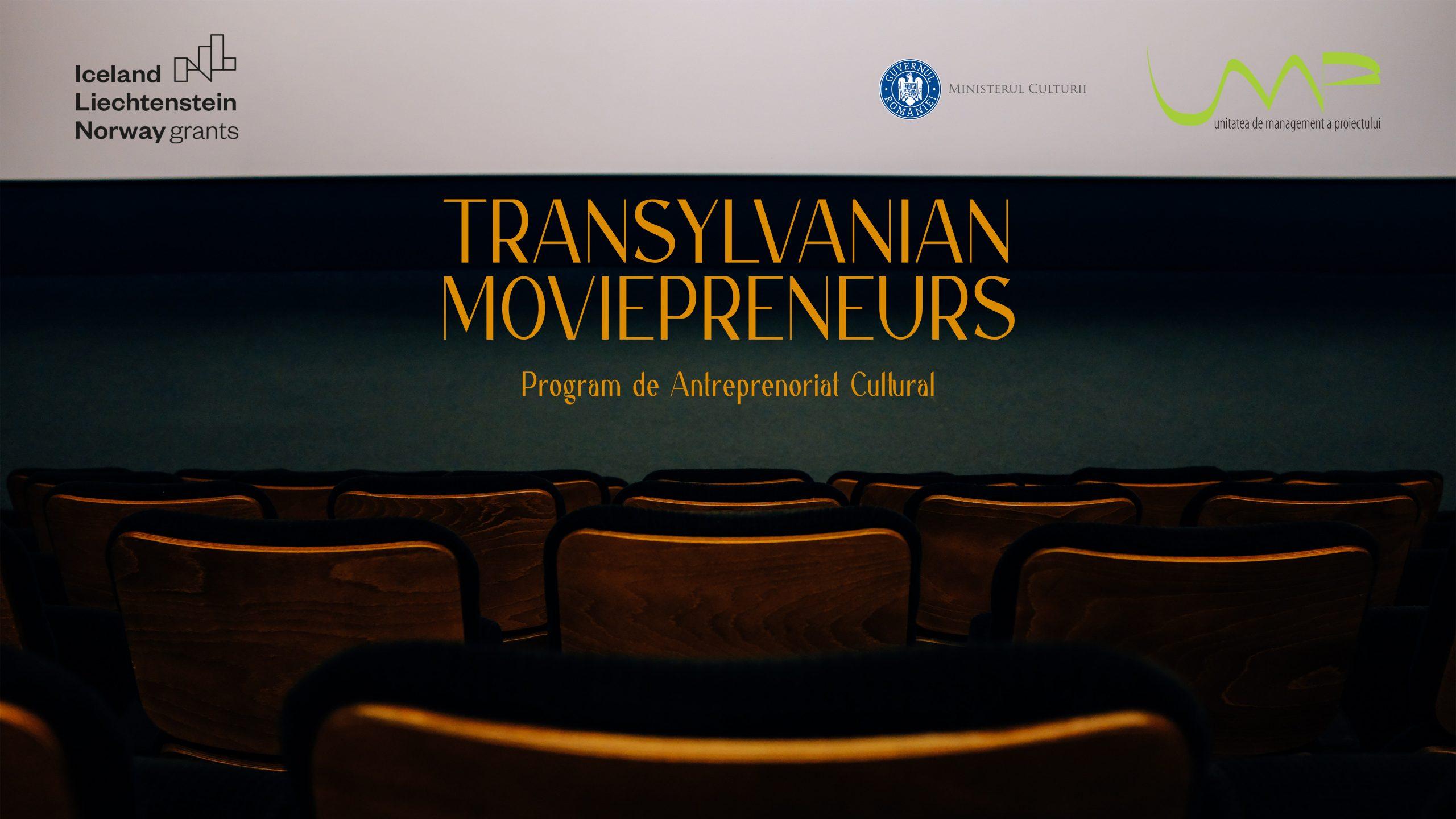 Transylvanian Moviepreneurs – ne vedem online