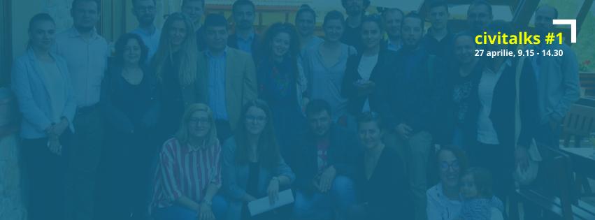 civitalks #1: Noi Antreprenori. Noi provocări și oportunități