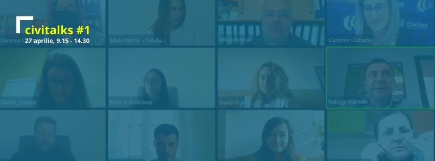 Protejat: Viitoarele oportunități pentru noii antreprenori, prezentate la civitalks #1 de specialiști în domeniu